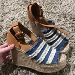 Marc fisher womens 8.5 wedges